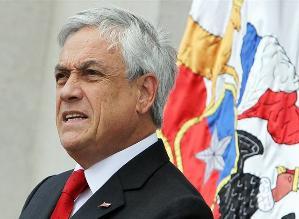 Piñera visitará Arica en medio de controversia por el ´triángulo terrestre´