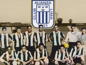 Un día como hoy: se funda el popularisimo club de fútbol Alianza Lima