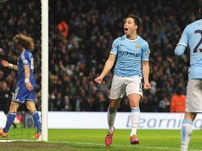 Manchester City venció 2-0 al Chelsea y lo eliminó de la Copa FA