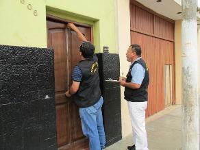 Chiclayo: delincuentes balean casa de periodista de Reque