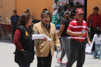Ciro Castillo Rojo recolecta firmas para inscribir partido político