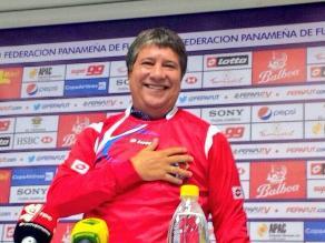 Hernán Darío Gómez es el nuevo técnico de Panamá con miras a Rusia 2018