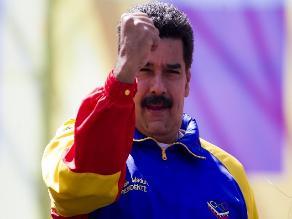 Maduro acusa a Uribe de estar detrás de la violencia en Venezuela