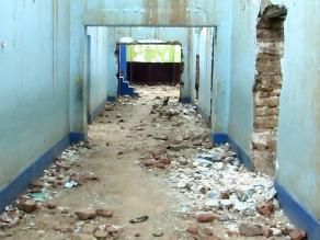 Puno: inspectores vuelven a encontrar colegios en condiciones deplorables