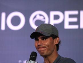 Rafael Nadal debutará en Abierto de Río frente a español Gimeno-Traver