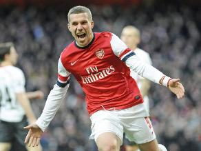 Arsenal se cobra revancha y vence 2-1 a Liverpool por la Copa FA