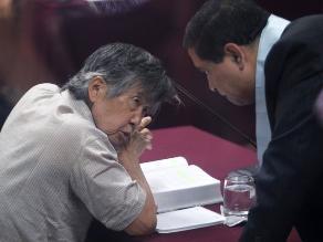 Pedir revisión de sentencia de Fujimori es ´una pretensión extravagante´