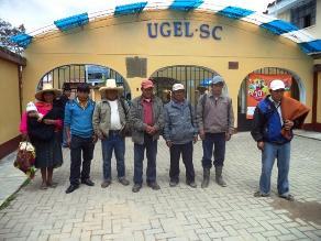 Huamachuco: exigen destitución de director de colegio El Capulí