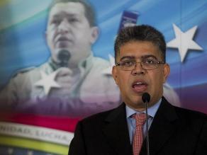 Venezuela niega crisis y habla de violencia focalizada en el país