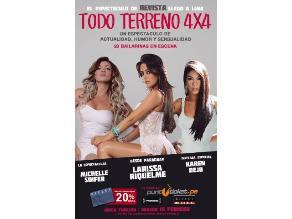 La novia del Mundial Larissa Riquelme envía saludos a fans peruanos