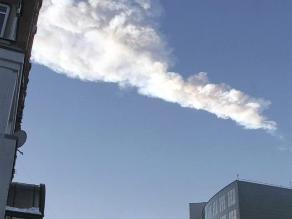 El paso de un aparente meteorito provoca fuerte temblor en Argentina