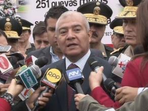 Wilfredo Pedraza rindió manifestación por el caso López Meneses
