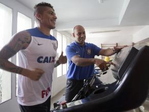 Paolo Guerrero: Con trabajo y unión, Corinthians saldrá de la crisis