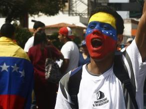 Venezolanos en Sídney se solidarizan con las marchas de estudiantes