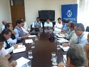 Chiclayo: Este lunes determinarán si el agro entra en emergencia