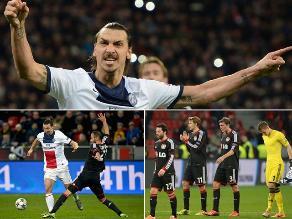 Revive la victoria del PSG ante Leverkusen con Ibrahimovic goleador
