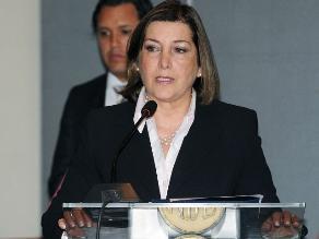 Ministra Rivas asegura que no ha recibido nota de protesta de Chile