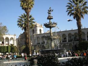 Oficializarán a Arequipa como sede del Congreso de Ciudades Patrimonio