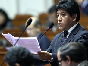 Legislador Josué Gutiérrez propone que el cielo peruano tenga nombre