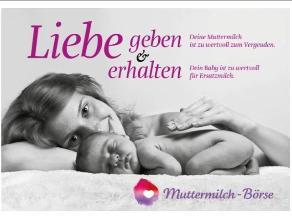 Alemania: Mujer pone en marcha portal de intercambio de leche materna