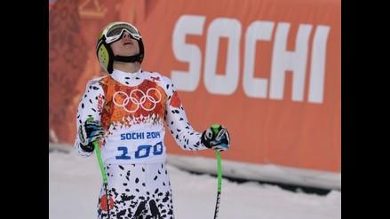 Sochi 2014: Manfred Oettl ocupó últimos lugares en slalom gigante