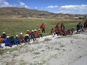 Cajamarca: Organizaciones sociales acatarán un paro contra Conga