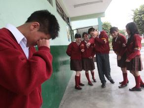 Bullying homofóbico se practica desde la escuela, alerta estudio