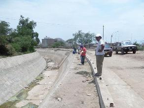 Lambayeque: alistan movilización por paralización de obra en Pátapo