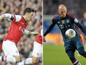 Incidencias del Arsenal vs. Bayern Munich por la Champions League
