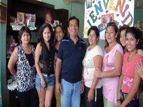 Trabajador de minera liberado se reencuentra con su familia