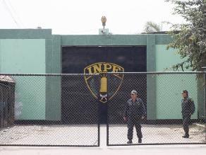 Arequipa: inician proceso administrativo a dos funcionarios del penal