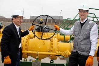 MEM confirma fecha de concesión de Gasoducto Sur Peruano