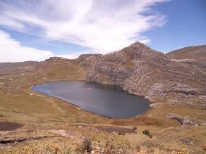 Cajamarca: protestantes permanecen en lagunas de Conga