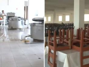 Colegio Leoncio Prado acusa incumplimiento de entrega de mobiliario