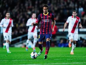 Xavi espera que el caso Neymar no afecte profesionalmente al jugador