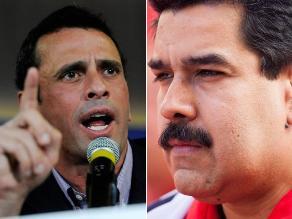Capriles: Gobierno venezolano quiere atribuir escasez a las protestas
