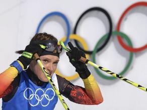 Sochi 2014: Biatleta alemana Evi Sachenbacher-Stehle da positivo