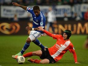 Con Farfán en cancha: Schalke empata 0-0 con Mainz 05 en Bundesliga