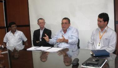 Javier Atkins: Proyecto Alto Piura será licitado en marzo