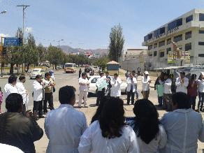 Chimbote: más 50 operaciones suspendidas por huelga médica