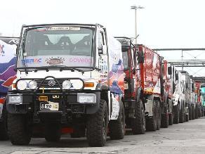 Camión del Dakar llegó a Francia desde Chile con 1,4 toneladas de cocaína