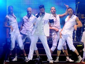 Ricky Martin deslumbró en exclusivo show en Punta del Este