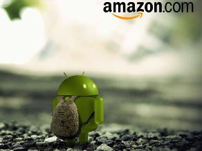 Amazon lanzaría en marzo su propia consola basada en el sistema Android
