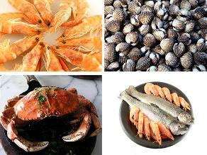 Conoce algunos beneficios de comer pescados y mariscos
