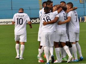 Torneo del Inca: San Martín goleó 4-1 a César Vallejo en el Mansiche