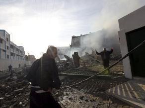 Aviación israelí bombardea reductos de Hizbulá en frontera Líbano y Siria