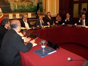 Comisión de Ética tomará en cuenta denuncia contra congresista Gagó