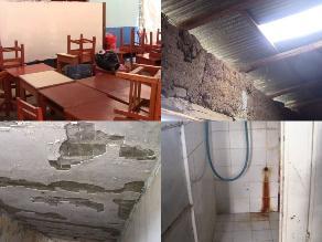Huancayo: 50 % de instituciones educativas privadas son inseguras
