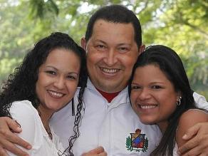 Gobierno argentino desconoce paradero de hijas de Hugo Chávez