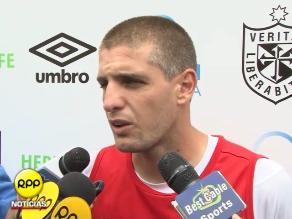 Marinelli: Para ser campeón con San Martín tenemos que ganarle a todos